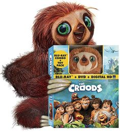 Dreamworks Animation: The Croods Debuts on Digital HD 9/15 and Blu-ray/DVD 10/1