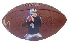 SOLD OUT! Oakland Raiders Derek Carr signed NFL Wilson full size football w/ proof photo.  Proof photo of Derek signing will be included with your purchase along with a COA issued from Southwestconnection-Memorabilia, guaranteeing the item to pass authentication services from PSA/DNA or JSA. Free USPS shipping. www.AutographedwithProof.com is your one stop for autographed collectibles from Fresno State Bulldogs & NCAA sports teams. Check back with us often, as we are always obtaining new…