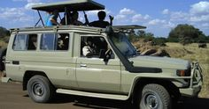 Toyota Land Cruiser hardtop is excellent for off-road driving and safaris in East Africa. It has a pop up roof for excellent game viewing and photographing while on your safari in Uganda, Kenya, or Tanzania. Seating capacity is 2 to 5 persons. It has 2 spare tires and available for hire with or without a driver at very affordable price on the market. Read More - http://www.4x4uganda.com/car-fleet.html