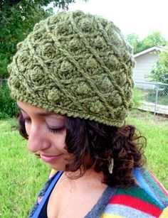 Artichoke Hat by Linda Permann | Crocheting Pattern - Looking for your next project? You're going to love Artichoke Hat by designer Linda Permann. - via @Craftsy