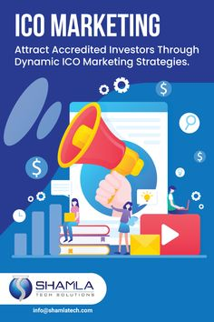 Attract accredited investors through dynamic ico marketing strategies. Investors, Attraction, Marketing Strategies