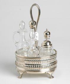 769 victorian cruet set on cruet sets condiment sets stuffed peppers vintage glassware. Black Bedroom Furniture Sets. Home Design Ideas