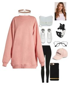 """Pink Lemonade"" by itsdestine123 on Polyvore featuring Topshop, Vans, Acne Studios, Ted Baker, Amici Accessories and Miss Selfridge"