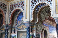 Dall'Università di Firenze un appello per il Castello di Sammezzano - Intoscana.it