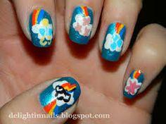 8 bit nails - Google Search