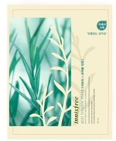 Innisfree Anti-Trouble Tee Tree Mask Sheet x 7 sheet by Innisfree. $19.99