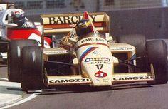 1985 Grand Prix of Australia - Gerhard Berger (Arrows A8/BMW)
