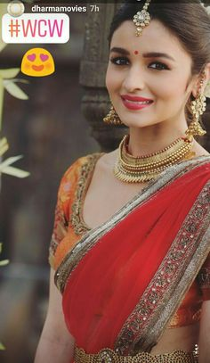 2 States Alia Bhatt Wedding Dress WhatsApp us for Purchase & Inquiry : Buy Best Designer Collection from Bollywood Celebrities, Bollywood Actress, Bollywood Fashion, Bollywood Couples, Bollywood Stars, Wedding Looks, Bridal Looks, Wedding Stuff, Alia Bhatt 2 States