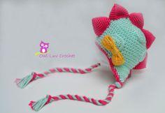 Drake the Dinosaur Crochet Hat Pattern by OwlLuvCrochet on Etsy, $5.00