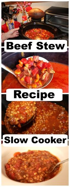 Beef Stew Recipe Slo