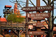 Frontierland, Magic Kingdom, Disney World, Orlando, Florida #WDW #Disney #DisneyWorld #WaltDisneyWorld