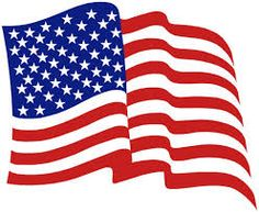 american flag free clipart free clip art images 4th of july rh pinterest co uk