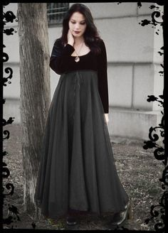 romantic goth clothes - Google Search