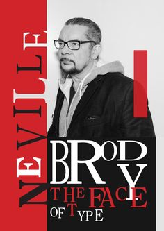 Neville Brody by Luca Bianchino - issuu Issuu