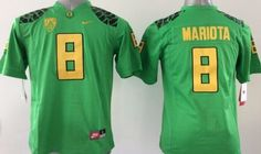 """$25.88 at """"MaryJersey"""" (maryjerseyelway@gmail.com) #8 Marcus Mariota - Ducks Green Stitched Youth/Men NCAA Jersey"""