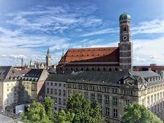 München im Frühling und Sommer. Die schönste Stadt der Welt, wenn alles blüht und die Leute draußen sind. Hier sind tolle Tipps für die Familie!