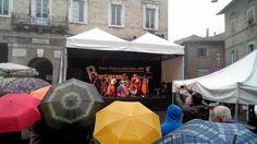 La pioggia non ha fermato Biosalus Festival