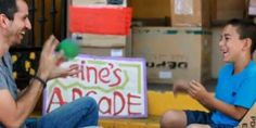 The Magic Of Caine's Arcade Is Back: The Global Cardboard Challenge & Imagination Foundation