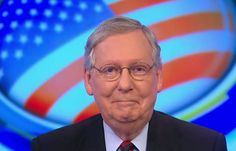 Mitch McConnell Refuses To Pass Bill Saying Ted Cruz Is Eligible To Be President
