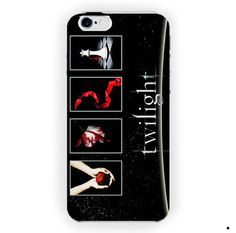 Twilight Eclipse And Breaking Dawn For iPhone 6 / 6 Plus Case