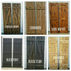 Image result for grey white exterior house wood door wood shutters