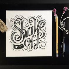Consulta esta foto de Instagram de @typography_and_calligraphy • 1,207 Me gusta