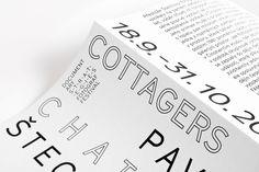 Le studio tchèque Anymade fait honneur à la tradition typographique de son pays avec cette identité visuelle pour le festival Fotograf, évènement qui a...