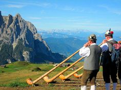 A Visit to the Dolomites Mountains in Northern Italy