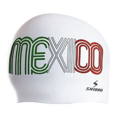 SHIBRO Gorra de Silicón México Blanca Gorras 46dd6cd5b27