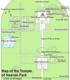 Temple Of Heaven.jpg (724×826)...  Layout...
