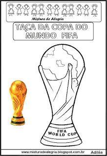 Desenho Taca Da Copa Mundial Copa Do Mundo Copa Taca Da Copa