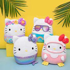 Hello Kitty Plush, Sanrio Hello Kitty, Hello Kitty Gifts, Diy For Girls, Cat Gifts, Cat Toys, Plushies, Kids Toys, Branding Design