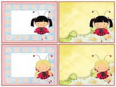 School Frame, Lady Bug, Back To School, Butterfly, Study, Classroom, Kids Rugs, Drawings, Decor