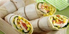 5 Απίστευτες ιδέες για νόστιμη γέμιση σε τορτίγιες! | ediva.gr Fresh Rolls, Dinner Recipes, Dinner Ideas, Tacos, Mexican, Lunch, Diet, Ethnic Recipes, Food