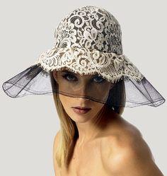 V8891 | Hats | Patricia Underwood | Vogue Patterns