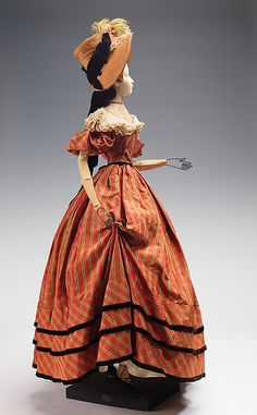 "The Metropolitan Museum of Art - ""1832 Doll""   I'd love to see these dolls restored and displayed some day."
