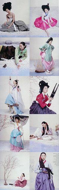Designed by #hanboknara, #korean traditional clothes.