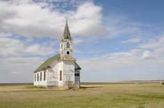 Old country church unknown location by Gmomma