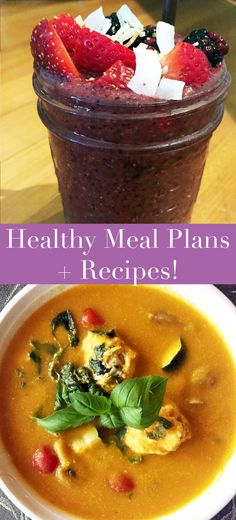 Healthy Meal Plans and Recipes Day 4 | Molly Sims
