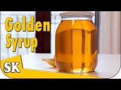 HOW TO MAKE GOLDEN SYRUP - YouTube