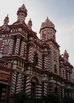Jami Ul-Alfar Mosque (Colombo, Sri Lanka)