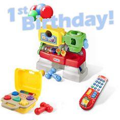 1ST Birthday Bundle Boy from #littletikes - $65.97