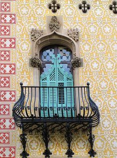 Balcony Doors, Iron Balcony, Cultural Architecture, Unique Architecture, Stairs And Doors, Windows And Doors, Hand Silhouette, Balcony Railing Design, Sculpture Metal