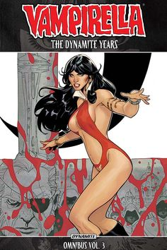 Buy Vampirella: The Dynamite Years Omnibus Vol. 3 by Berkenkotter, Crizam Zamora, Nancy A. Collins and Read this Book on Kobo's Free Apps. Discover Kobo's Vast Collection of Ebooks and Audiobooks Today - Over 4 Million Titles! Comic Art Community, Red Sonja, Book Cover Art, After Dark, Audio Books, Wonder Woman, Comics, Free Apps, Ebooks