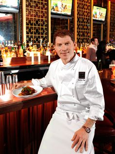 Bobby Flay's Top 5 Places to Eat in Atlantic City