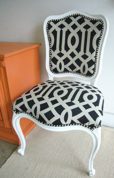 dying to refurbish a piece of furniture