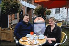 Family owners of Sevenoaks coffee shop spruce up historic street