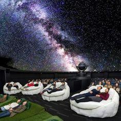 Konica Minolta Planetarium, Tokyo