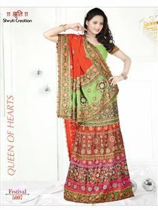 Saree - Buy Saree online | www.tanishaweddingoutlet.com