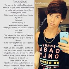 I'm sorry but I had too. Taylor Caniff doe the babe.